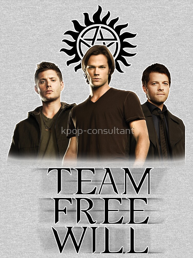 Supernatural: Team Free Will | Women's T-Shirt