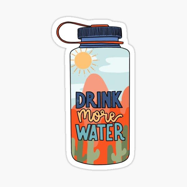 Hydration Station  Sticker