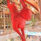 Down the Rabbit Hole in an Airport? by Joni  Rae