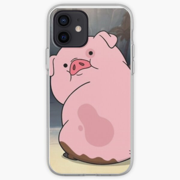 waddles iPhone Soft Case