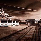 Llandudno pier  by StephenRB
