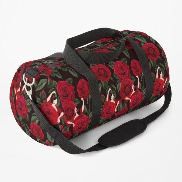 Flamenco Roses Duffle Bag