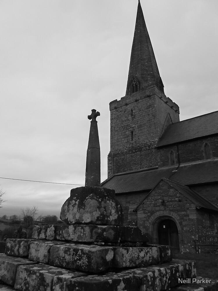 St Nicholas` Church, Trellech by Neill Parker