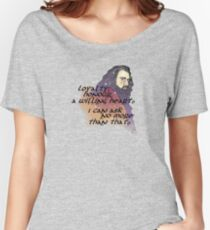 Loyalty Women's Relaxed Fit T-Shirt
