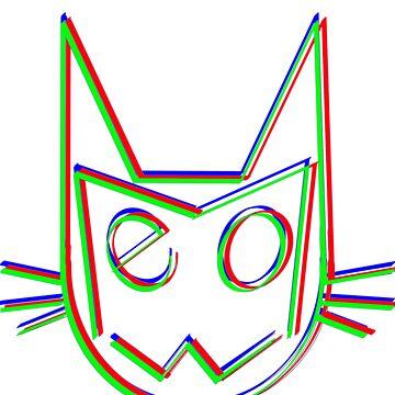 Original Meow Trip by DanielleLouiseM
