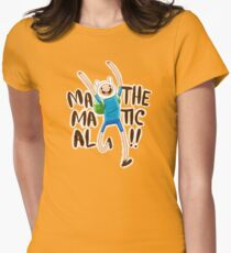 Mathematical! Womens Fitted T-Shirt