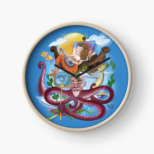 Ein Märchen im Ozean Uhr