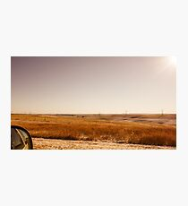 plains Photographic Print