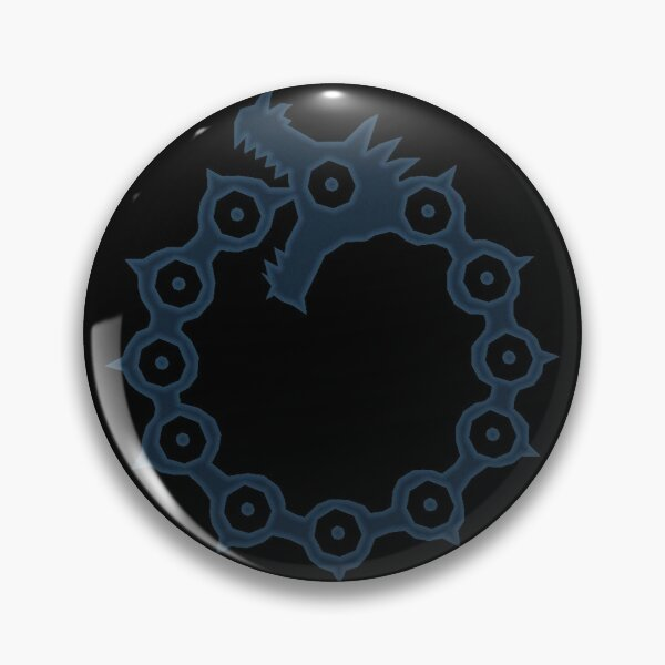 Meliodas Logo 7 Deadly Sins  Pin