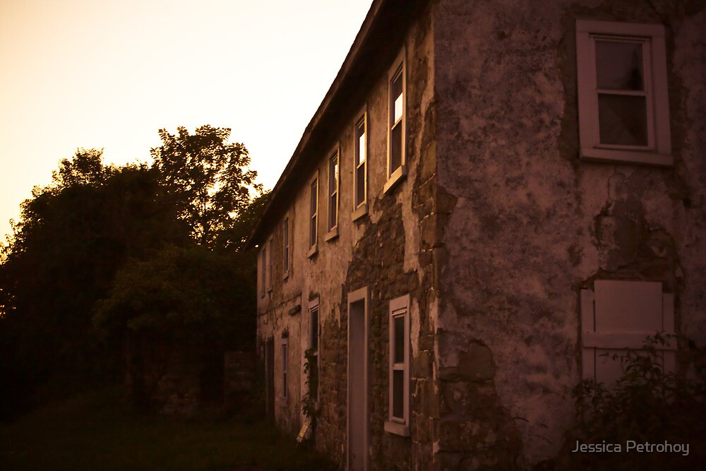 This Old House by Jessica Petrohoy