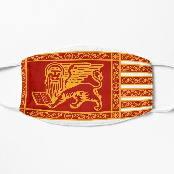 Simple Venice Flag Flat Mask