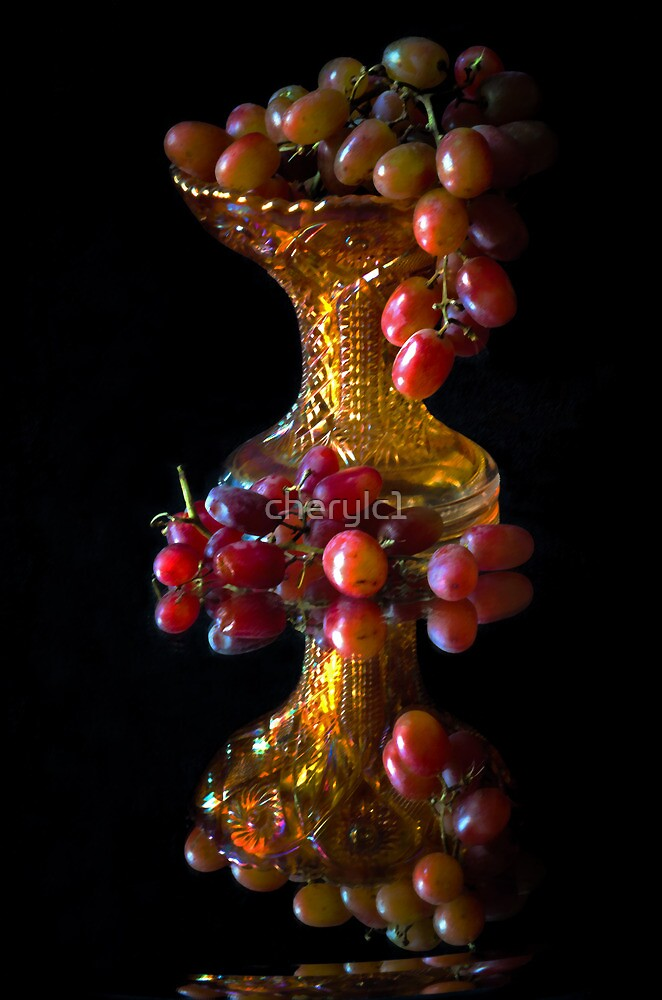 Grape reflections by cherylc1