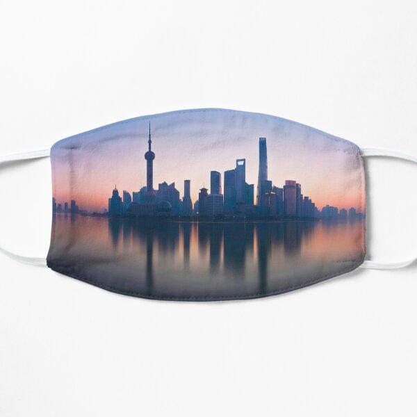 Shanghai Long Exposure Flat Mask