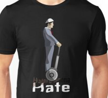Segway haters gonna hate Unisex T-Shirt