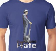 Segway haters gonna hate (b) Unisex T-Shirt