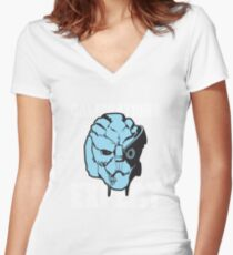 Calibrations Expert Women's Fitted V-Neck T-Shirt