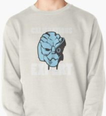 Calibrations Expert Pullover