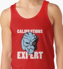 Calibrations Expert Tank Top