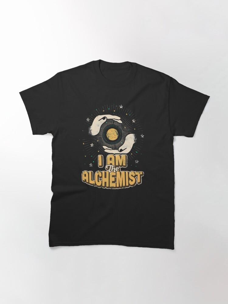 Alternate view of I Am The Alchemist Classic T-Shirt