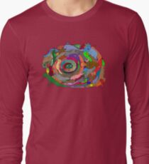 Rainbow Serpent Long Sleeve T-Shirt