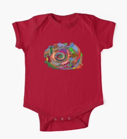 Rainbow Serpent Kids Clothes