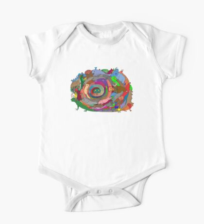 Rainbow Serpent Kids Clothes