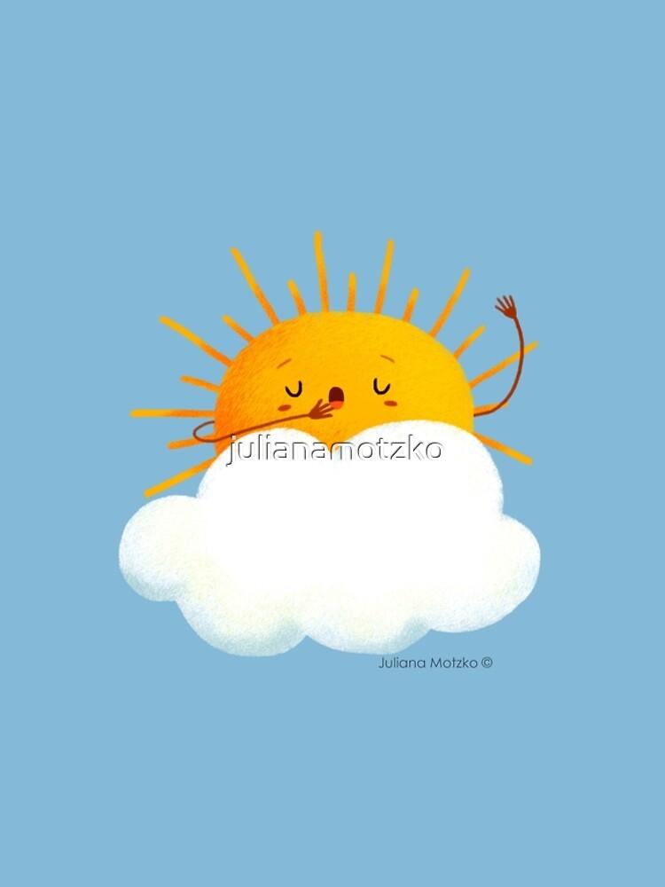 Sleepy Sun by julianamotzko