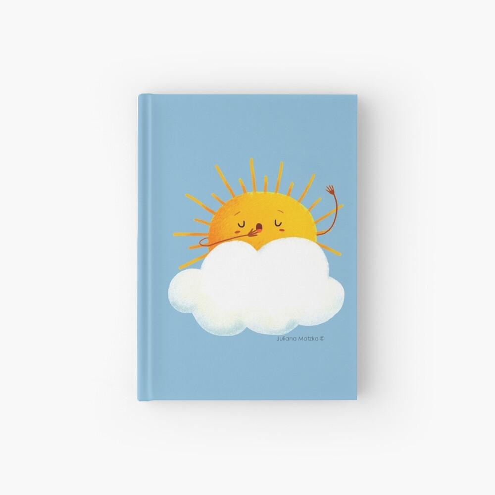 Sleepy Sun Hardcover Journal