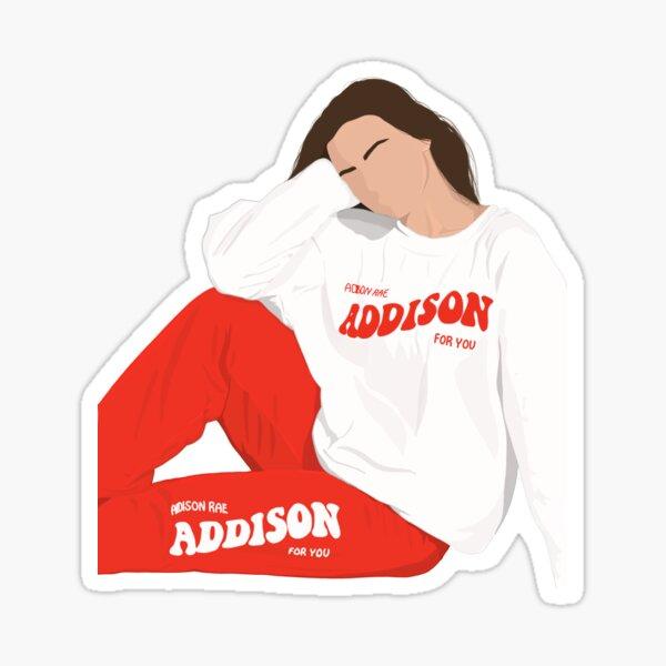 Addison rae Sticker