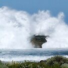 Powerful moment at Redgate Beach by georgieboy98