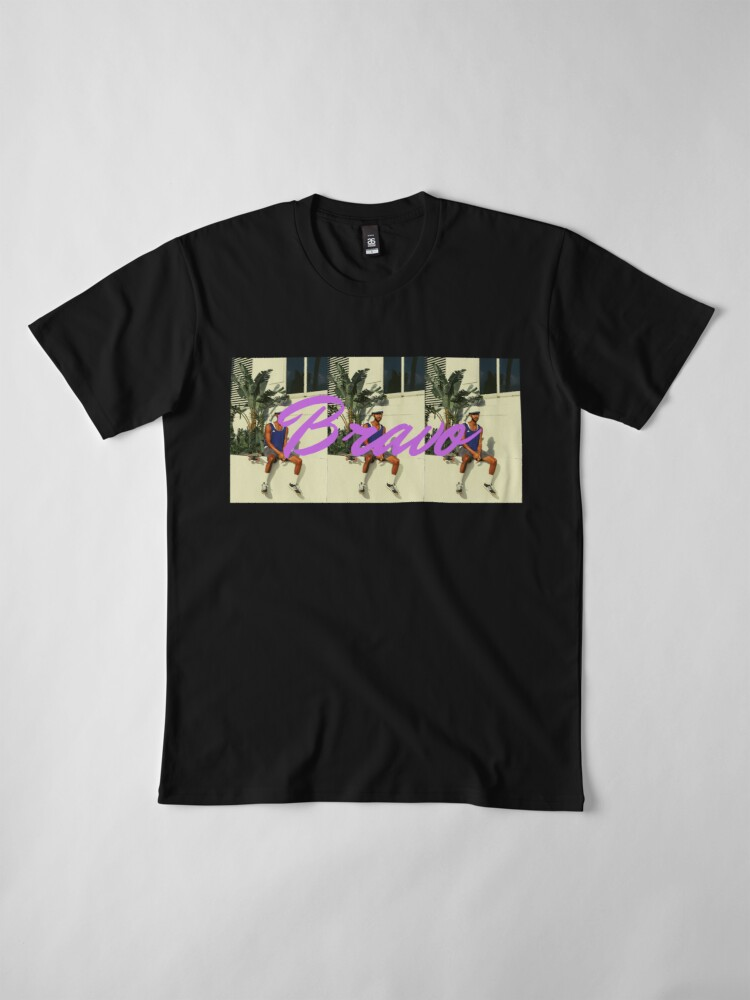 Alternate view of @ty_bravo / spr 20' *limited edition*  Premium T-Shirt