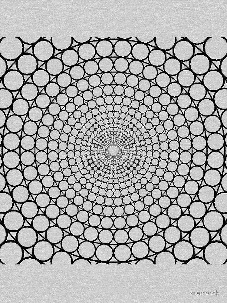 Visual arts, Optical illusion, Concentric Circles, Geometric Art, - концентрические круги by znamenski