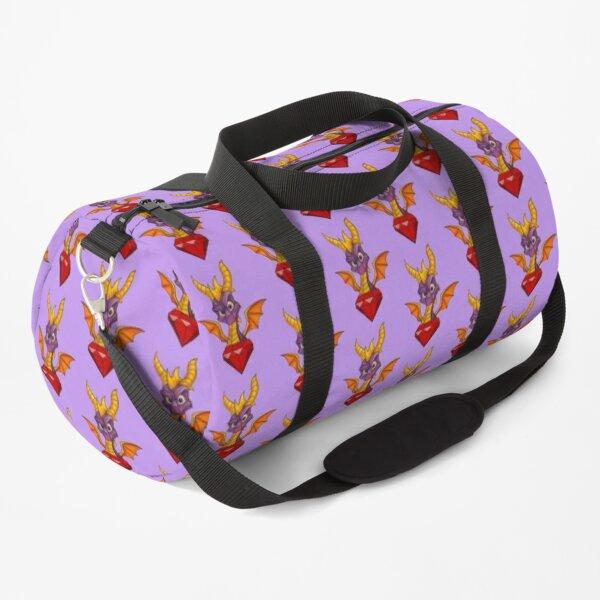 Spyro Bust Duffle Bag