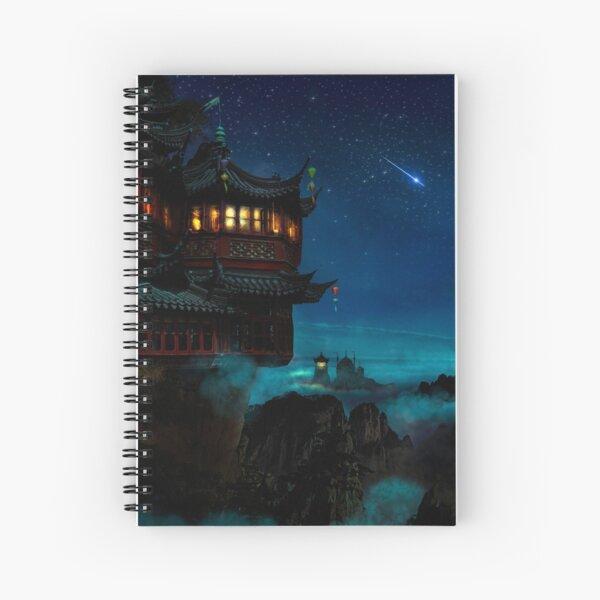 Arcadia Spiral Notebook