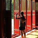 Forbidden city of Hue by geof