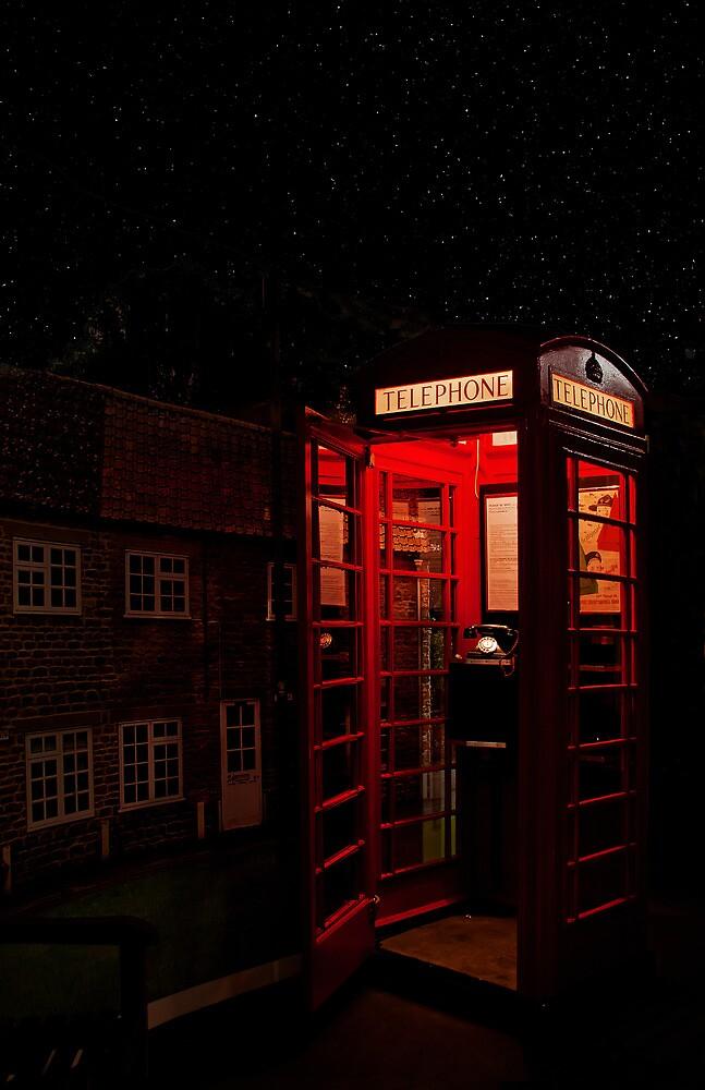 Phonebox by jasminewang