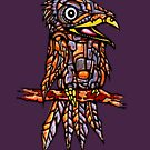 Rads Owl by Facter