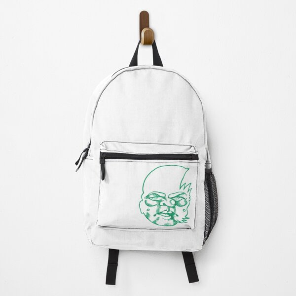 Green Felt-tip Doodle Backpack