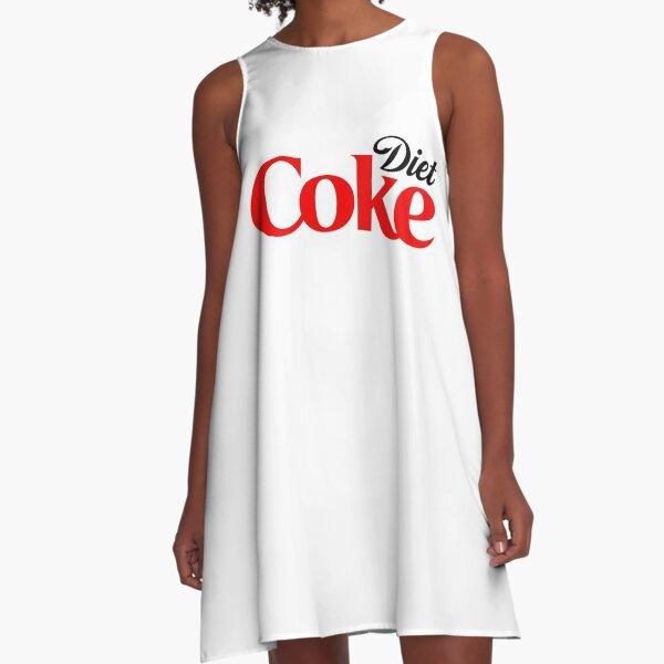 Diet coke A-Line Dress
