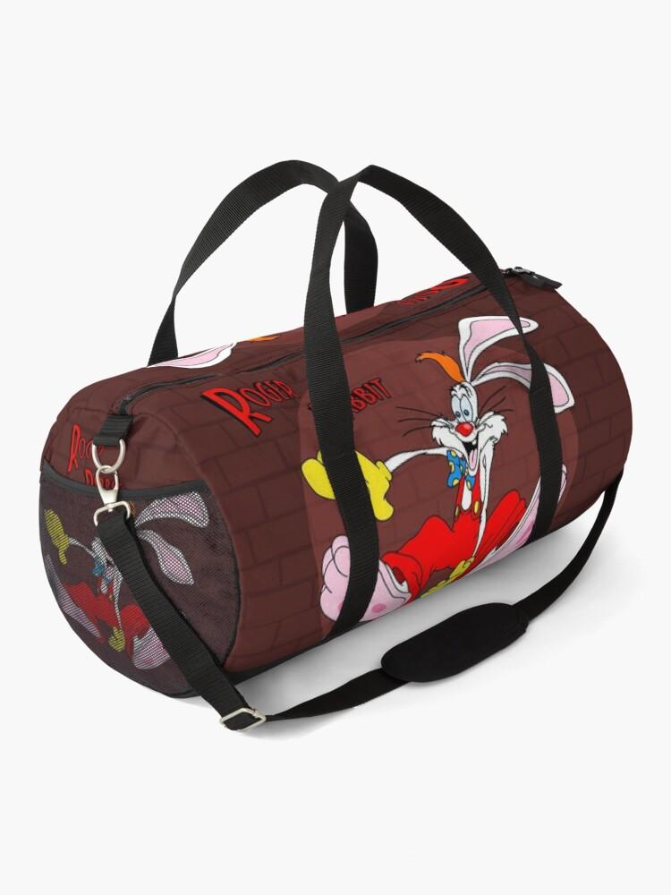 Alternate view of Roger Rabbit Spotlight Duffle Bag