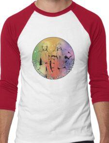 Mr. Boggins Men's Baseball ¾ T-Shirt