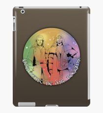 Mr. Boggins iPad Case/Skin