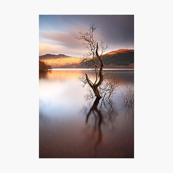 Loch Lomond Photographic Print