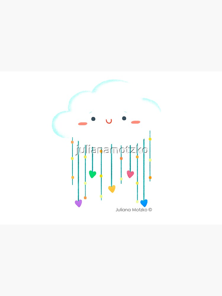 Cloud Love by julianamotzko