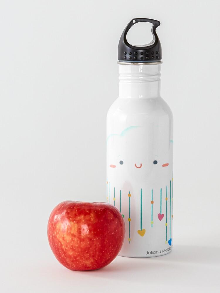 Alternate view of Cloud Love Water Bottle