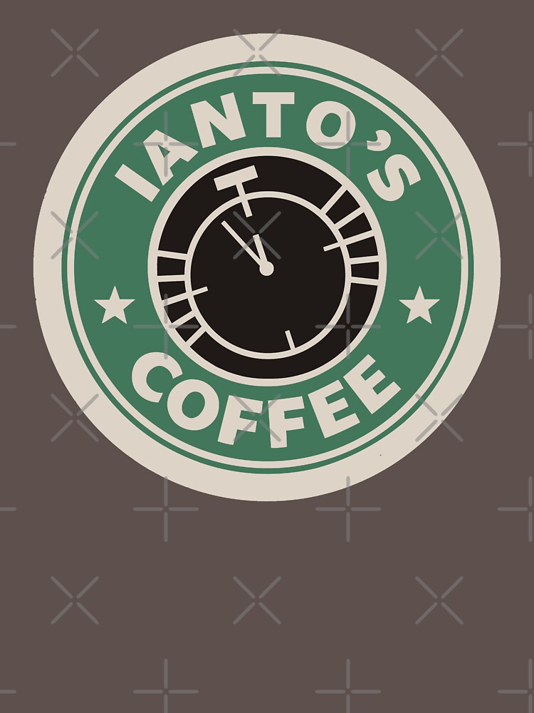 TShirtGifter presents: Torchwood - Ianto's coffee | Unisex T-Shirt