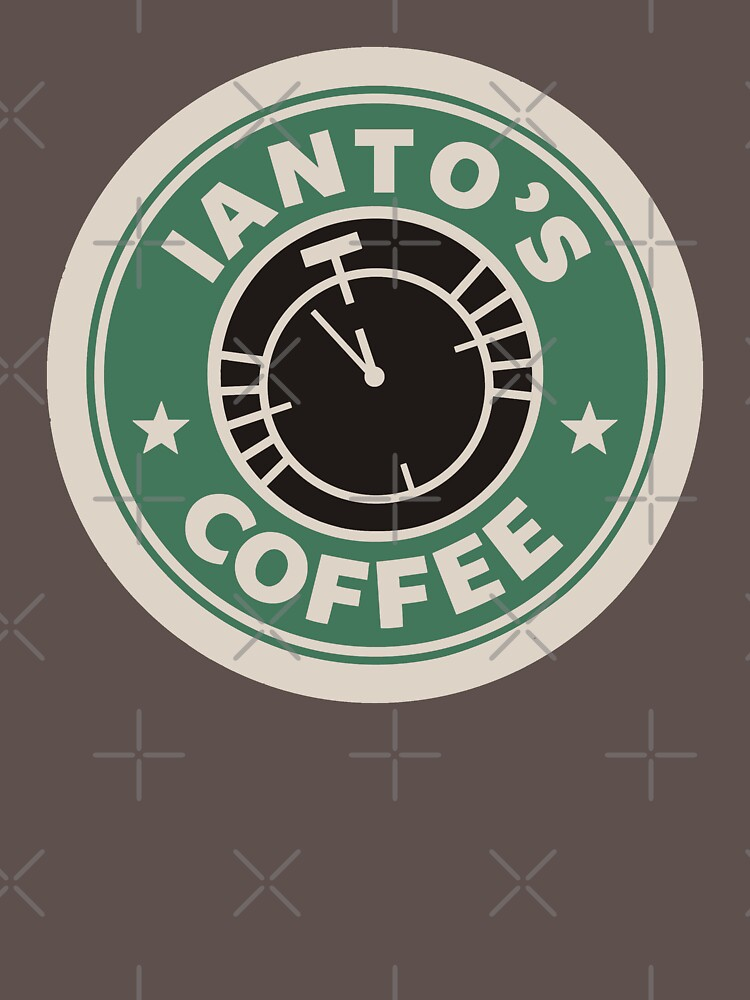 Torchwood - Ianto's coffee | Unisex T-Shirt
