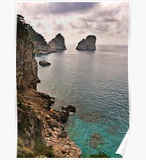 Wonderful Capri Poster