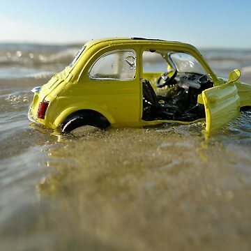 Drowned Cinquecento by monsieurI