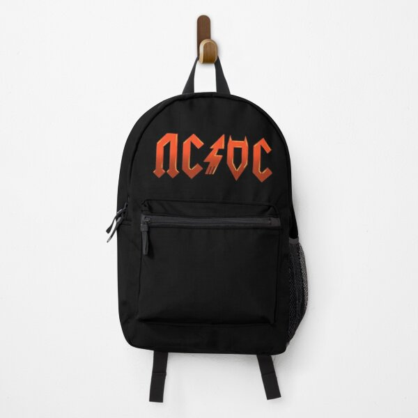 Splatoon AC/DisConnect Band Parody Backpack